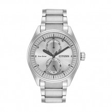 Citizen Paradex Men's White Stainless Steel Watch - BU3010-51H