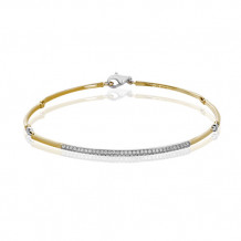 Simon G. 18k Yellow Gold Diamond Bracelet - MB1572-Y