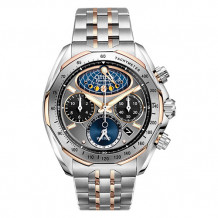 Citizen Moon Phase Flyback Chrono Men's Watch - av3006-50h