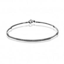 Simon G. 18k White Gold Diamond Bracelet - MB1572